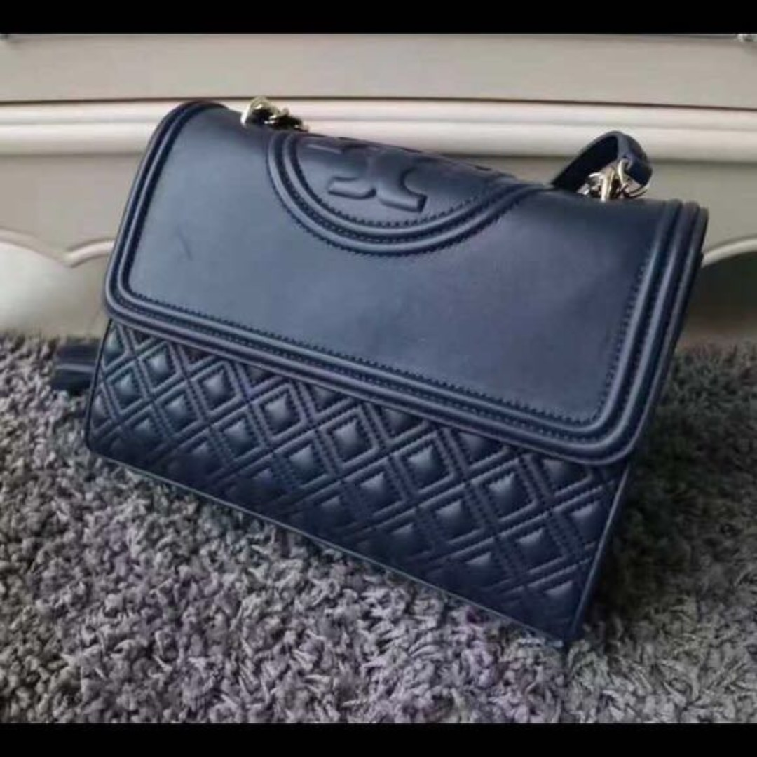 05e02befb Tory Burch Fleming, Women's Fashion, Bags & Wallets, Handbags on ...
