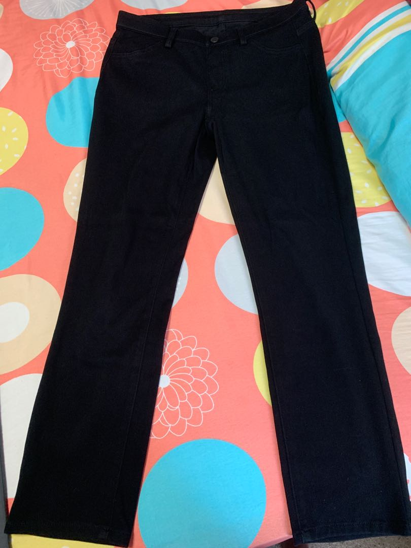 f0ef97c320997 Uniqlo Cropped Jeggings, Women's Fashion, Clothes, Pants, Jeans ...