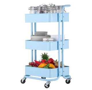 Storage Rack with Roller