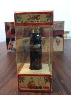 可口可樂~2000年聖誕迷你樽