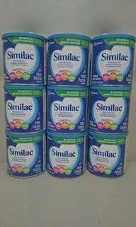 Similac Advance 325g newborn to 12 months