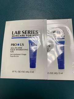 出淸特價:Lab Series全效保濕膠共2包