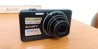 Sony Cyber-Shot 16.2 Mega pixels Carl Zeiss Lens ( Model-DSC-WX50 )