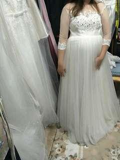 Wedding Gown Rental $88