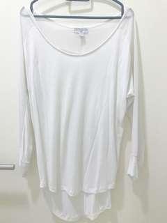 Cotton On White Top Shirt