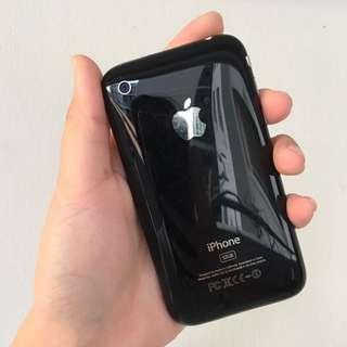 🚚 iPhone 3GS - 32GB - Black - Simple Legendary Classics