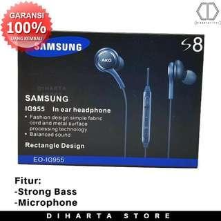 Headset Samsung S8