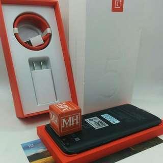 128gb 1 Month Warranty Oneplus 5 Global Set  MHMAR