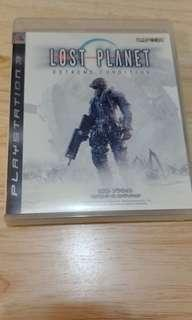 PS3 game lost planet