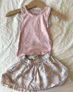 Top n bottom set from cotton on baby