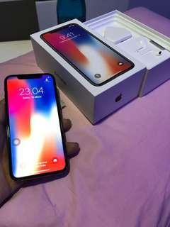 iPhone X 256 Gb Black Singapore Product