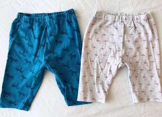 Baby Pants - uniqlo