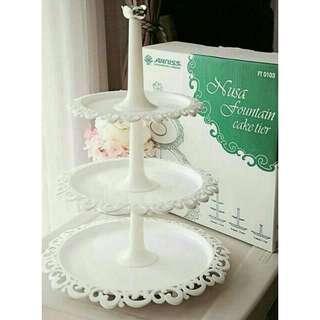 Arniss Cupcake Tier / Rak Kue Dessert Tabble