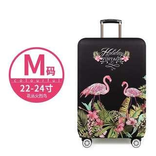 🚚 Flamingo Luggage Cover