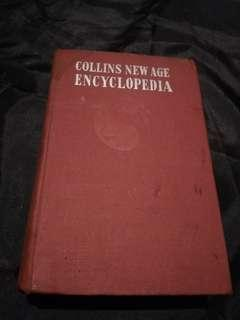 encyclopedia collins new age