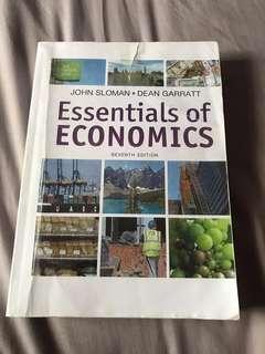 Essentials Of Economics: Seventh Edition #50TXT