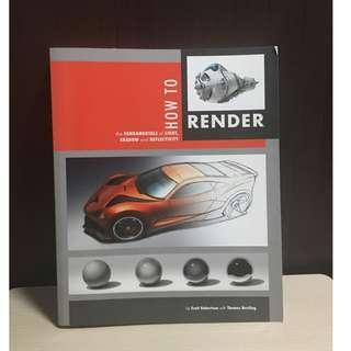 How to Render Book