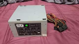 AVF Computer Power Supply Unit PSU PS500-F1V2
