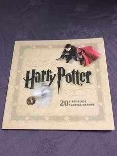 🚚 Harry Potter stamps collection 2013 limited edition
