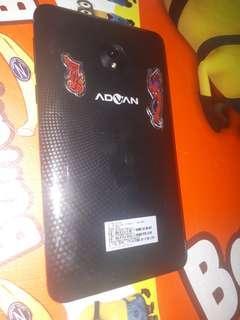 Tablet Advan E1C nxt fullset Black