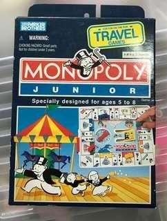 Monopoly Junior大富翁