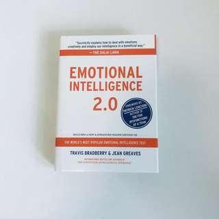🚚 [Hardcover] Emotional Intelligence 2.0