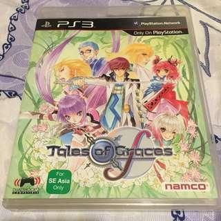 PS3 美德傳奇英文版 Tales of graces f English