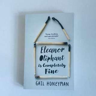 🚚 Eleanor Oliphant is Completely Fine