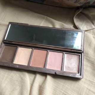 Urban Decay face palette