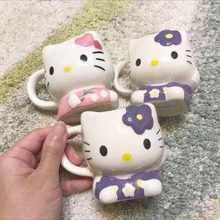 北海道Hello Kitty咖啡杯