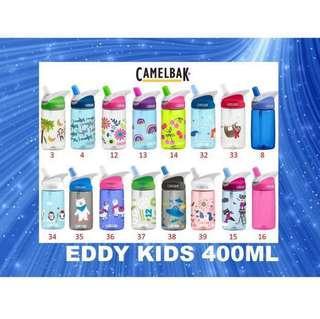 🏳️🌈2019🏳️🌈 Camelbak EDDY KIDS Water Bottle 400ml