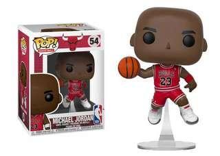 🚚 [Funko Pop] NBA Chicago Bulls: Michael Jordan #54