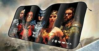 DC Justice league movie car shade collectibles