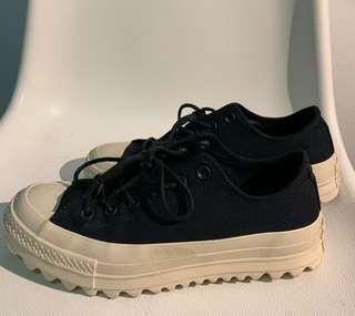 Chunky Converse Shoe Sz 8.5