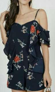 Mds - flowers - jumpsuit