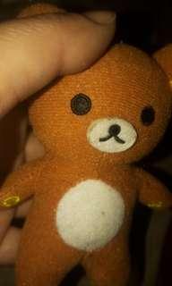 ☆!正版懶懶熊小吊飾!☆