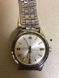 Citizen 男裝 自動 機械 手錶