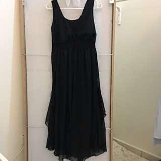 L Size Long Dress / Grown