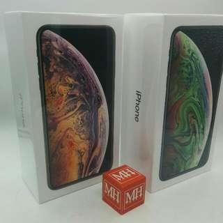Hk Dual Sim Models Apple iPhone Xs Max Set  MHMAR