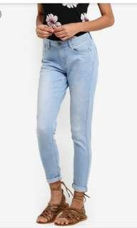 BNWT Dorothy Perkins Harper Jeans in Blue