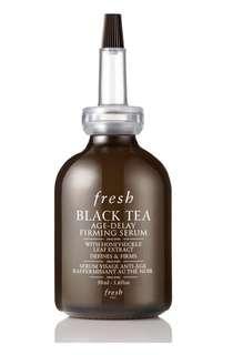 Fresh Black Tea Age-Delay Firming Serum 紅茶抗皺緊緻精華50 ml
