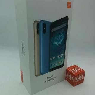 64gb Black Xiaomi A2 Local Warranty Set  MHMAR