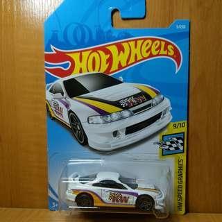 Hotwheels Acura Integra GSR Custom (DC2)