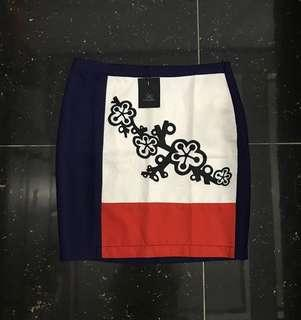 Plains and Prints Peppa skirt