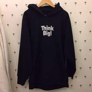 Balenciaga 巴黎世家 黑色 帽T hoodie