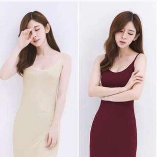 SIMPLE TANKTOP BODYCON NEW