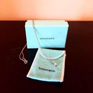 Tiffany Tear Drop Pendant