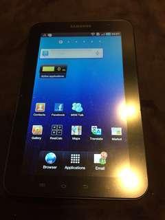 🚚 Samsung Galaxy Tab GT-P1000 3G+Wifi