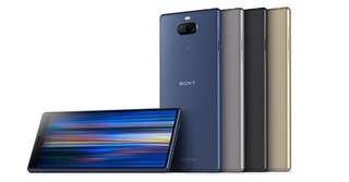 (全新)未拆封 Sony Xperia 10 Plus