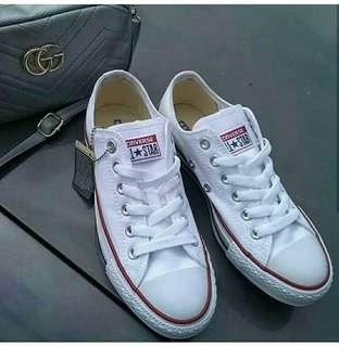 Best Seller!! Converse All Star Classic White France